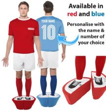 Funny Subbuteo Football Fancy Dress Costume